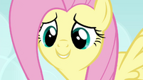 Fluttershy telling Seabreeze not to be mean S4E16