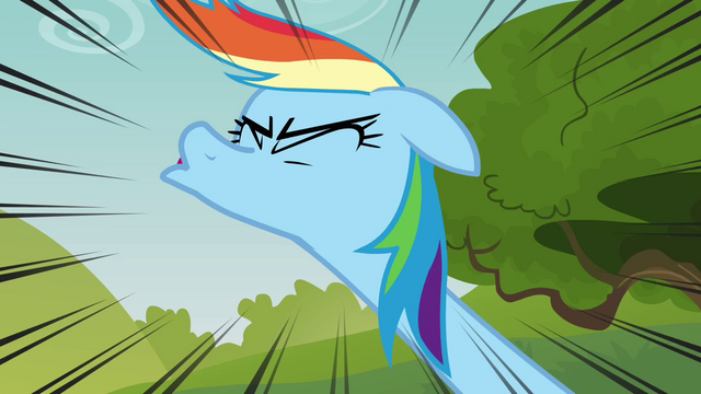 File:Rainbow Dash sneezing S3E03.png