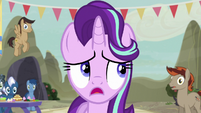 "Starlight Glimmer ""I was invited"" S6E25"