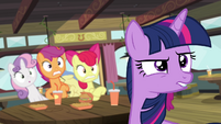 Twilight confused S4E15