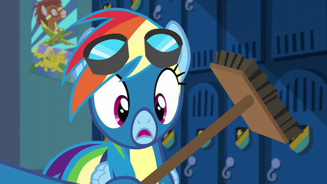 File:Soarin presents Rainbow with a broom S6E7.png