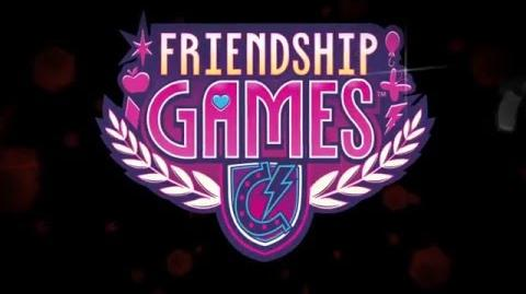 Dutch The Friendship Games - MLP Equestria Girls Friendship Games