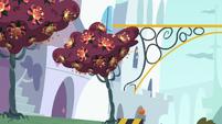 Polo ball flies into dragon sneeze tree S5E10