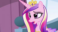 "Princess Cadance ""the baby?"" S6E1"