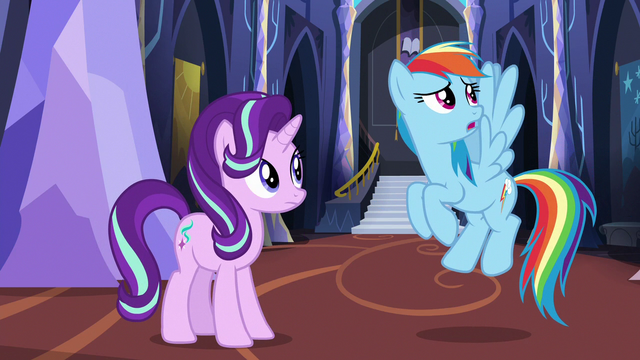 """File:Rainbow Dash """"if we can chillax properly"""" S6E21.png"""