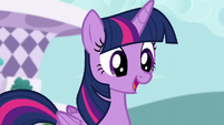 "Twilight Sparkle ""I did head home"" S5E12"