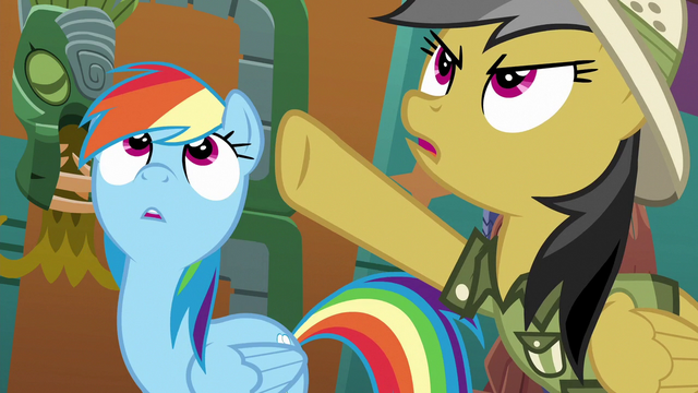 File:Daring Do pointing her hoof upward S6E13.png