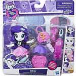 Equestria Girls Minis Rarity Trendy Accessory Shop packaging