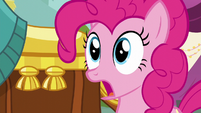 "Pinkie ""I realized something"" S5E11"