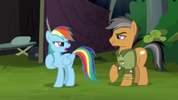 "Rainbow Dash ""just follow me"" S6E13"