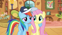 Rainbow Dash whats going on S2E22