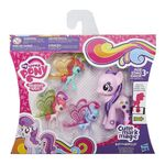 Cutie Mark Magic Buttonbelle Friendship Flutters set packaging
