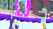 "Rarity ""Obviously!"" EG3"