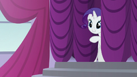 "Rarity ""you simply must help me pick out"" S5E15"