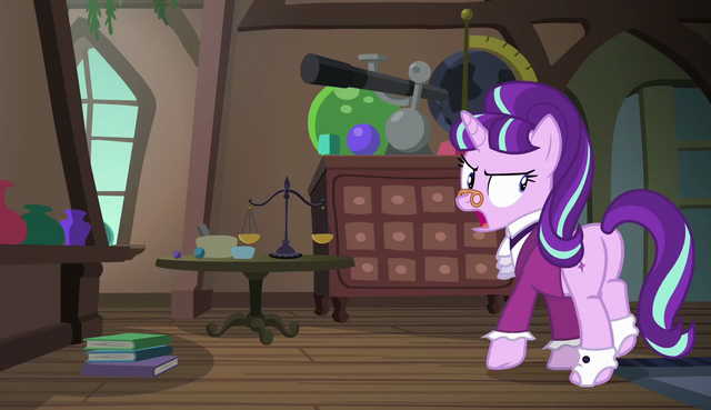 """File:Snowfall """"Hearth's Warming Eve is a menace"""" S6E8.png"""