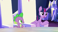 """Twilight Sparkle """"might make things easier"""" S6E25"""
