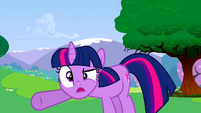 Twilight Sparkle acting up 2 S2E25