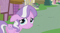 Diamond Tiara looking at her mother S5E18