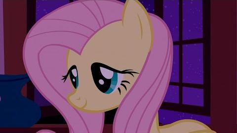 Hush Now Lullaby (Fluttershy) Polish Version 1080p HQ Audio