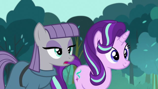 "File:Maud Pie ""sorry about my sister"" S7E4.png"