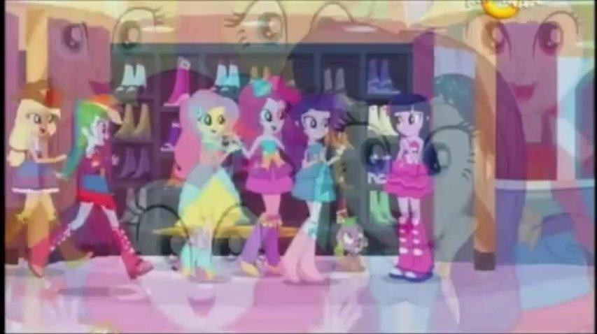 My Little Pony Equestria Girls, This is Our Big Night (HUN)
