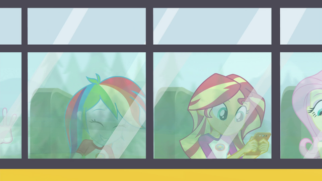 File:Rainbow Dash and Sunset riding the CHS bus EG4.png