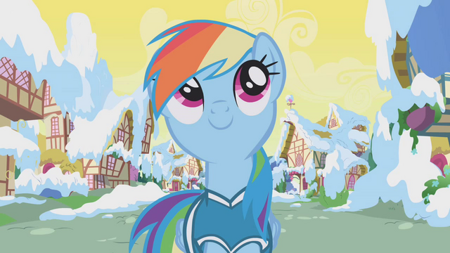File:Rainbow Dash looking up S01E11.png