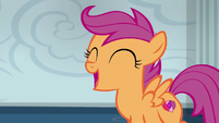 "Scootaloo ""how awesome is this?"" S6E14"