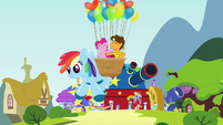 Birth-iversary party pony parade S4E12