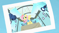 Fluttershy photoshoot S1E20.png