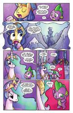 Friends Forever issue 3 page 3