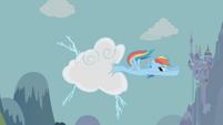 Kicking up lightning S1E5