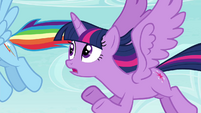 "Twilight ""didn't mean to overwhelm you"" S4E21"