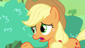 "Applejack ""because she was shy or somethin'"" S4E18.png"