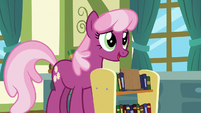 "Cheerilee ""I'm surprised you came to me"" S7E3"