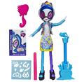 DJ Pon-3 Equestria Girls Rainbow Rocks designing dress doll.png
