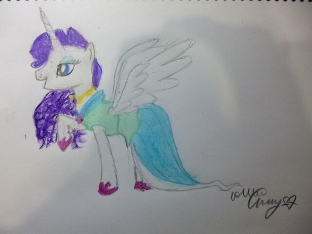 File:FANMADE Alicorn Rarity 2.jpg
