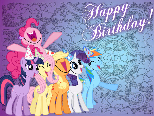 File:FANMADE MLP Happy Birthday.jpg