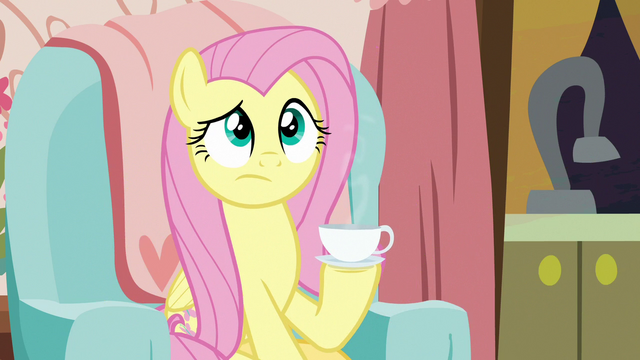 File:Fluttershy holding a cup of green tea S7E12.png