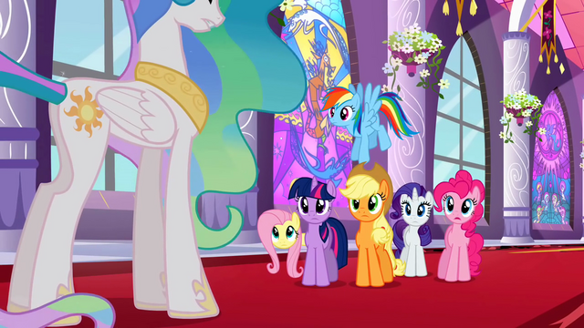 File:Main 6 looking at Celestia S2E01.png