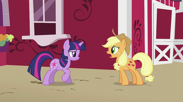 File:Applejack talking to Twilight S2E02.png