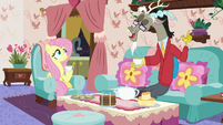 """Discord """"the weather today is particularly nice"""" S7E12"""