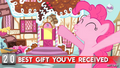 """Hot Minute with Pinkie Pie """"every single hug"""".png"""