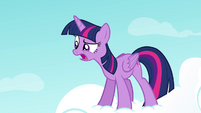 "Twilight ""Well, if you heard me muttering"" S4E21"