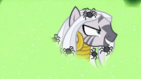 Zecora coming out from smoke S2E04
