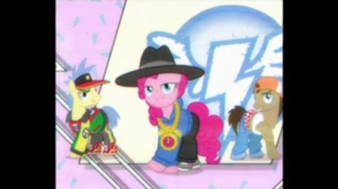 The Rappin' Hist'ry of the Wonderbolts - Danish