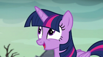 """Twilight """"I could write to her anytime"""" S6E5"""