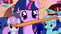 Twilight Sparkle Surprised S1E1