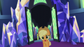 Applejack gallops into the throne room S5E16.png