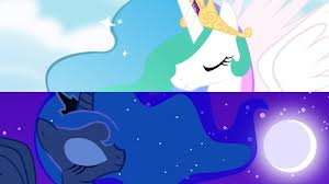 File:FANMADE Celestia and Luna.jpg